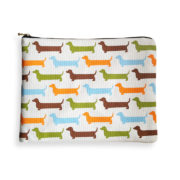 Long Dach Amenity Bag - back