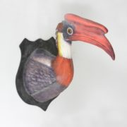 Red-billed Bird Wall Mount
