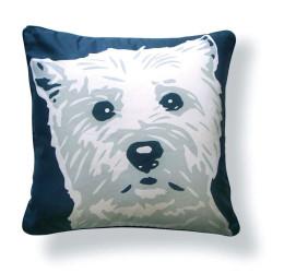 West Highland Terrier Pillow