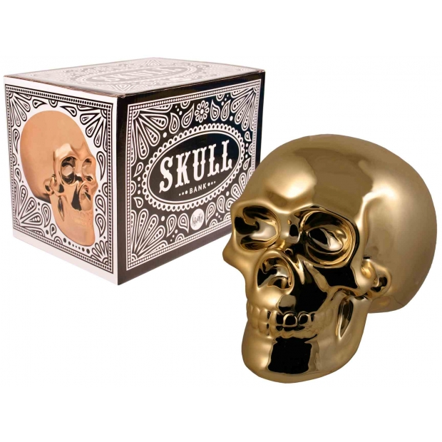 Golden Skull Bank 2